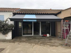 store exterieur professionnel boutique magasin