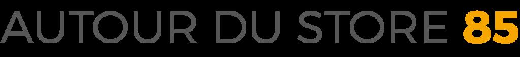 Logo Autour du store 85