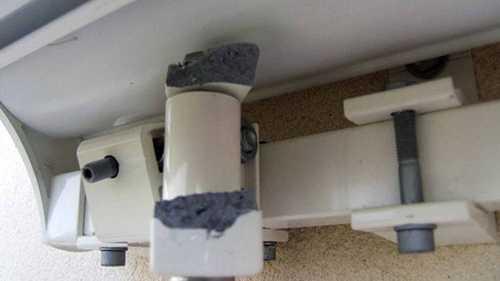 reparations 06 autour du store 85. Black Bedroom Furniture Sets. Home Design Ideas