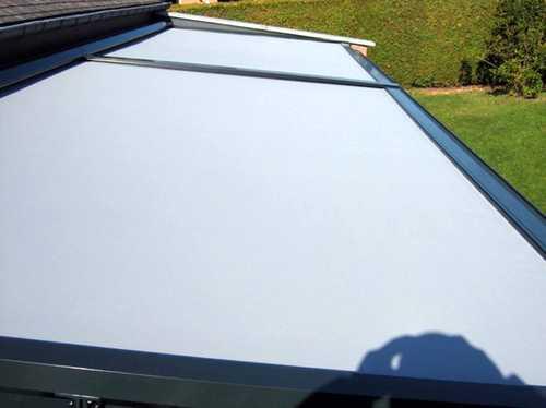 store pour toiture veranda